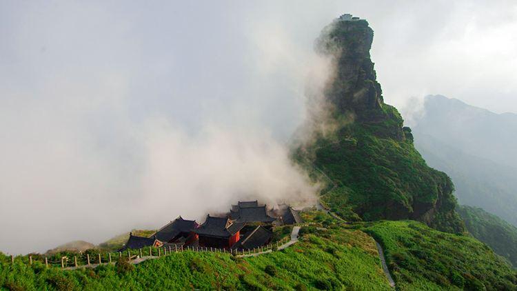 貴州銅仁梵凈山一日遊(貴陽銅仁雙出發地 酒店接送)