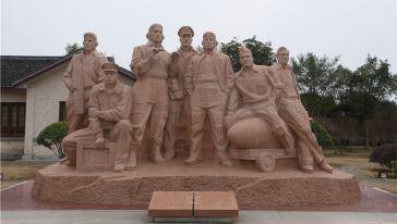 飞虎队纪念馆1