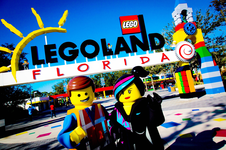 佛州乐高乐园LEGO-LEGO MOVIE ARCH