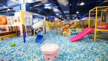主题乐园-海洋球池