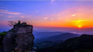 薤山国家森林公园01