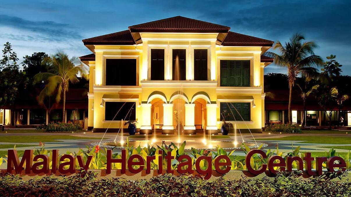 新加坡马来传统文化馆2