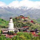 山西忻州五台山一日遊(含特色素齋·贈祈福金卡·天天發團)