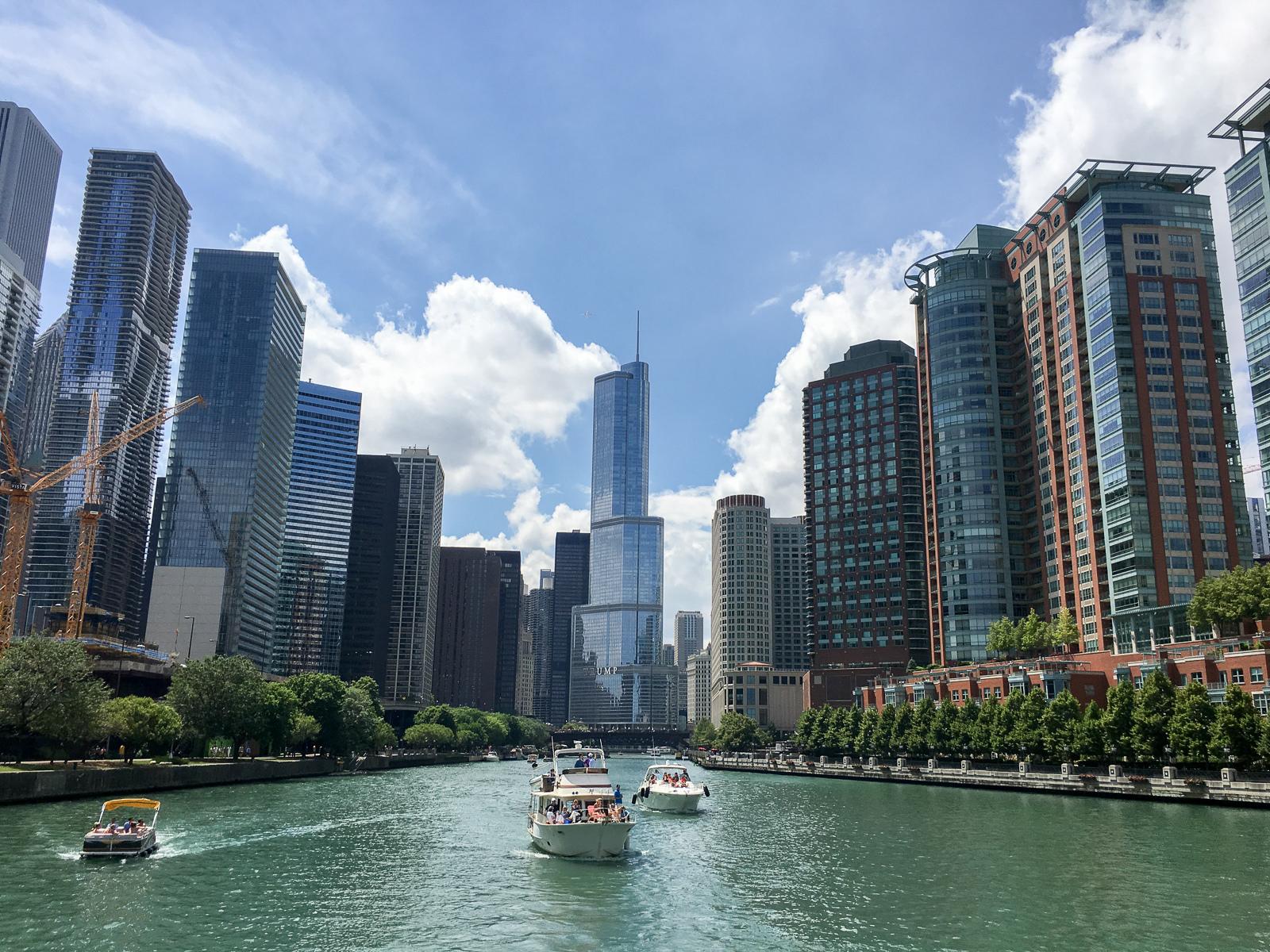芝加哥千禧公園+建築群遊船+360觀景台+芝加哥藝術博物館一日遊(特惠!市區一日遊)