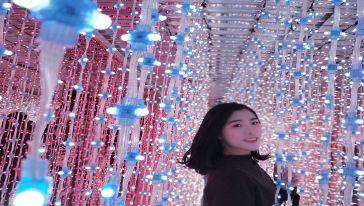 五店市梦幻光影互动艺术展2