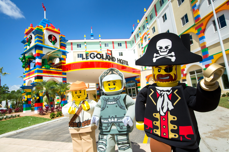 佛州乐高乐园LEGO-LEGOLANDFLORIDA-HOTEL