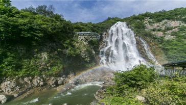 彩虹飞瀑2