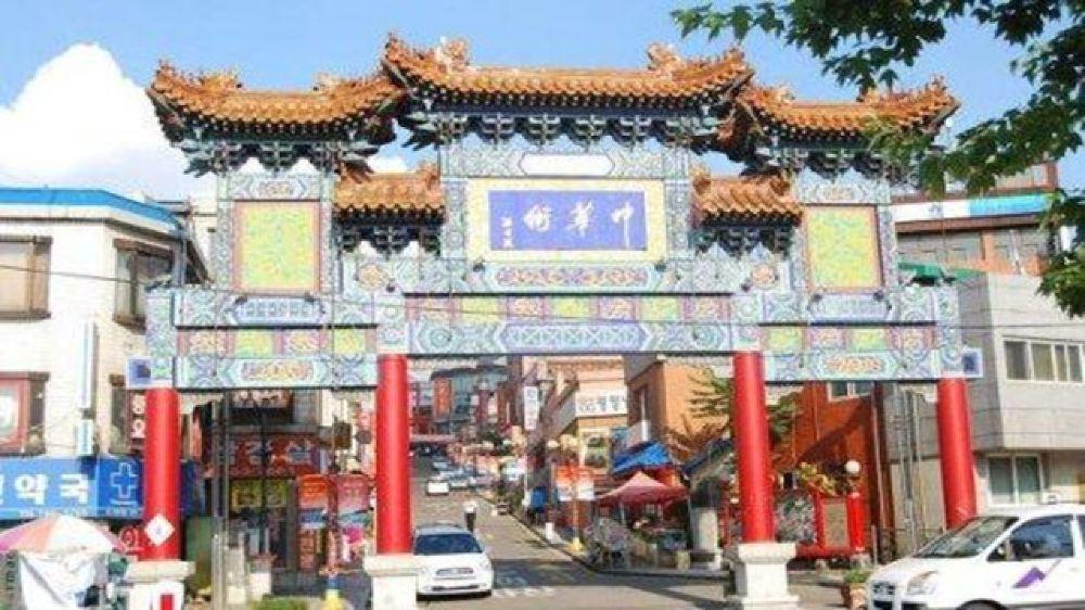 街 福袋 中華