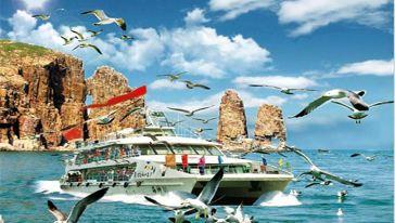 长岛海上游图片 (4)