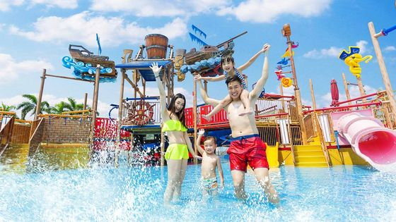 Zhuhai Ocean Spring Resort Mysterious Island Theme Park Ticket