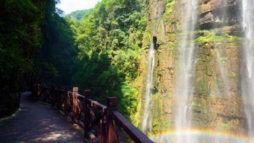 三峡大瀑布11