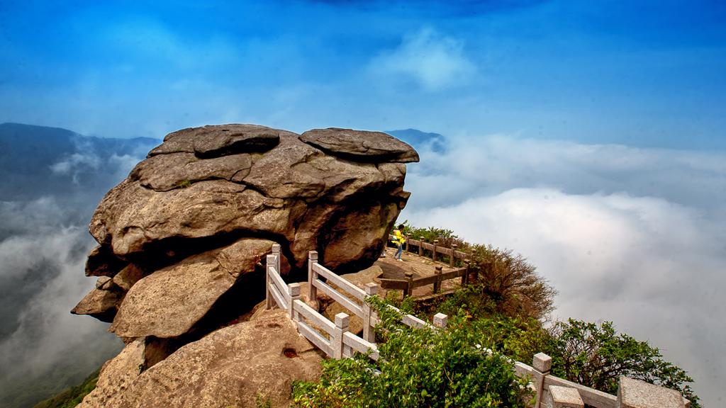 衡山風景名勝區+南天門+祝融峰一日遊(VIP 私家團 征服南嶽之旅 登頂祝融峰)