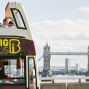 Summer Sale | London Big Bus Hop-On Hop-Off Tours (Including Thames Cruise)