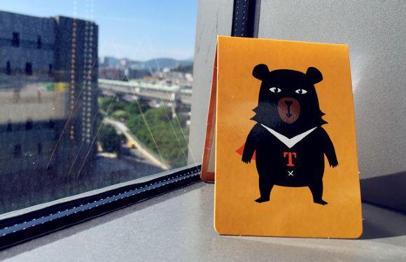 台灣悠遊卡交通卡(Q版黑熊特製版 特色Hello Kitty台灣漫畫款 各式卡面任選)