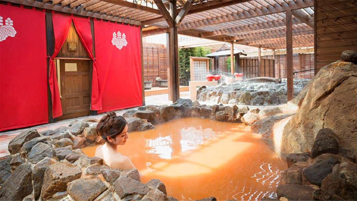 Kobe + Rokko Mountain + Skiing + Arima Onsen Day Trip [From Osaka, Recommended for Family, Only in Winter]