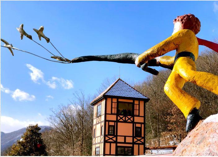 Nami Island+Petite France+Garden of Morning Calm One-Day Tour
