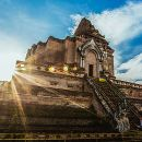 Chiang Mai Old City One-Day tour (New Experiences and Options Including Tuk-Tuk, Self-Balancing Transporter & Mini-Bus)
