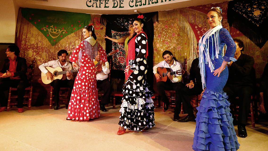 馬德里 Cafe de Chinitas 弗拉明戈表演門票 + 酒水