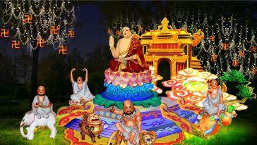 佛灯艺术节 (40)