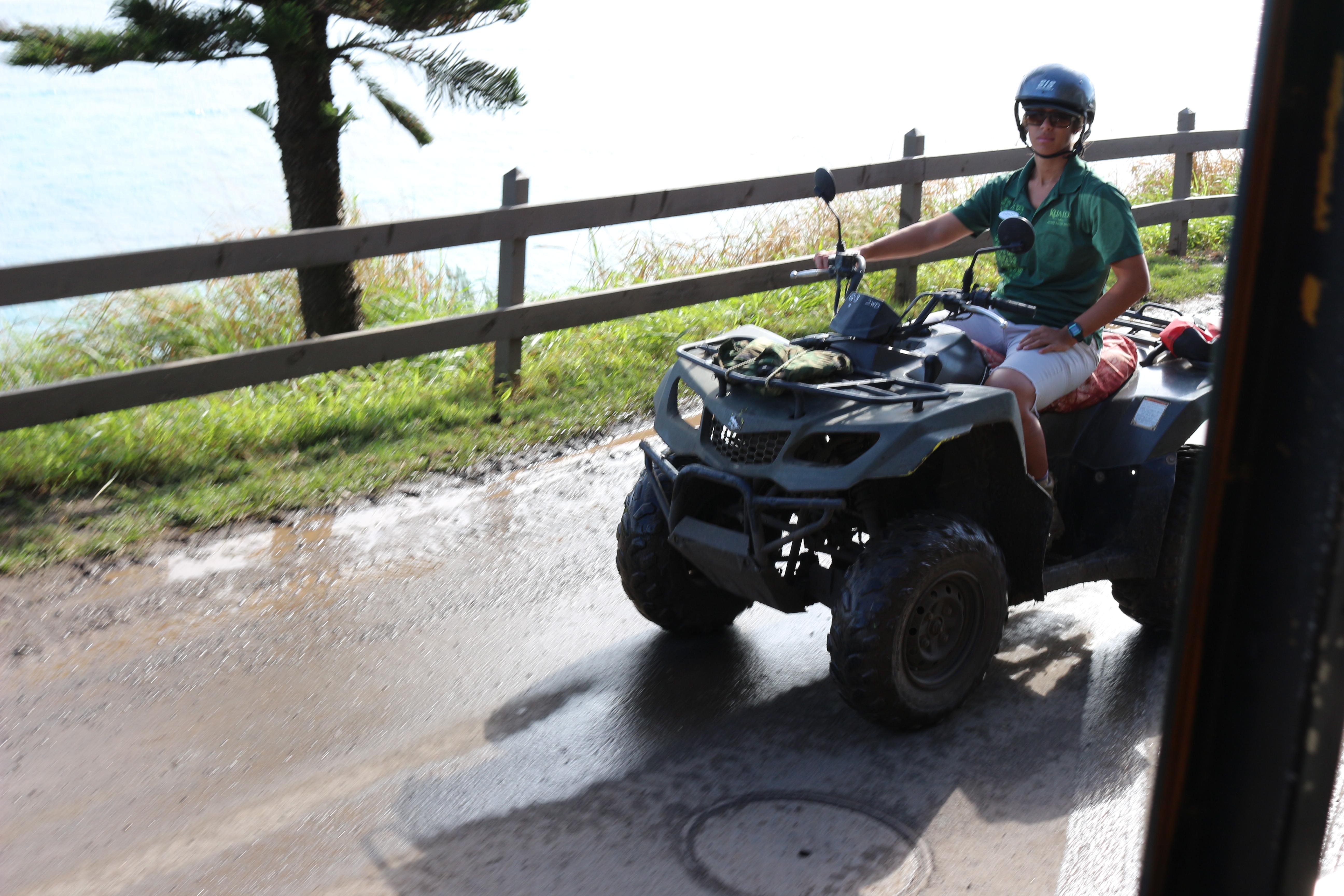古兰尼牧场11-ATV