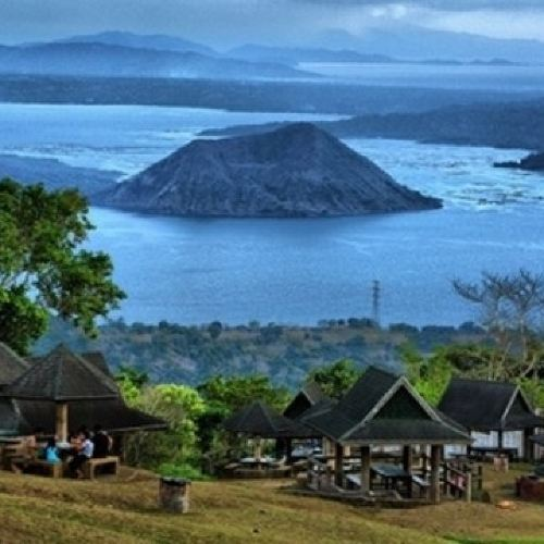 Tagaytay Scenic Sightseeing Tour