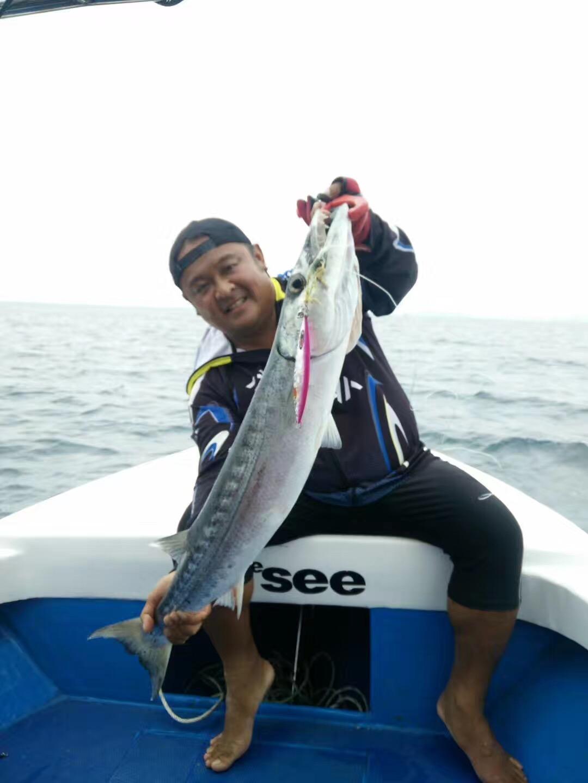 仙本那專業海釣一日遊(馬達京/馬布島/卡帕萊專業釣魚)