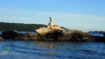 下川岛浴女09