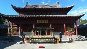 灵应宫之三清殿