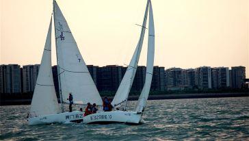 五缘湾帆船7