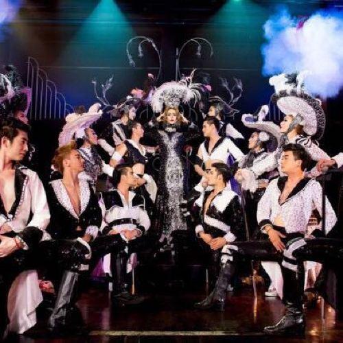 Simon Cabaret Show Phuket Ticket
