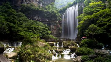 三峡大瀑布04