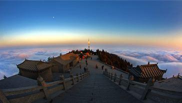 衡山风景区 (1)