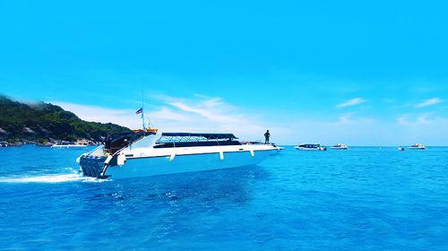 芭提雅 沙美岛五岛观光 浮潜快艇一日游 中文导游 免费接送 泰式午餐