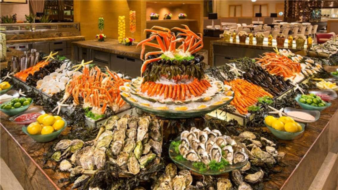 Meal Voucher for Festiva International Buffet at Galaxy Macau (Choose Lunch/Dinner)
