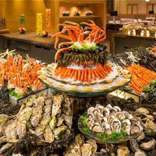 Meal Voucher for Festiva International Buffet at Galaxy Macau (Lunch/Dinner)