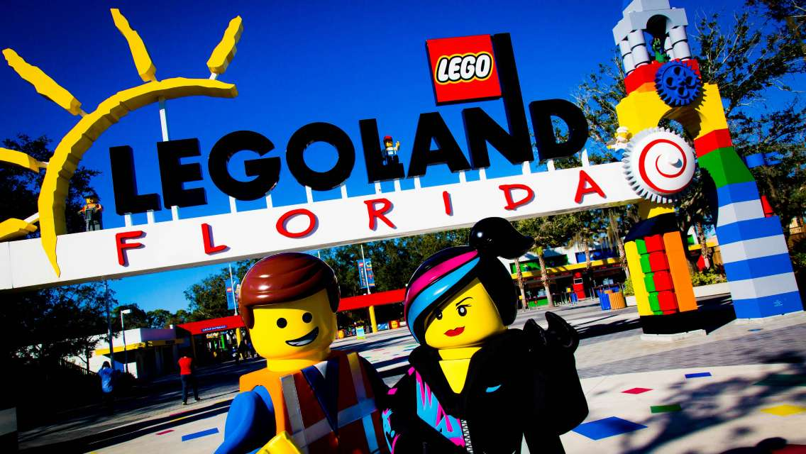 LEGOLAND Florida Ticket