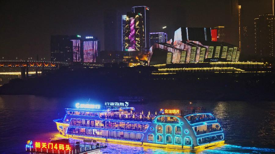 Chongqing River Cruise Ticket