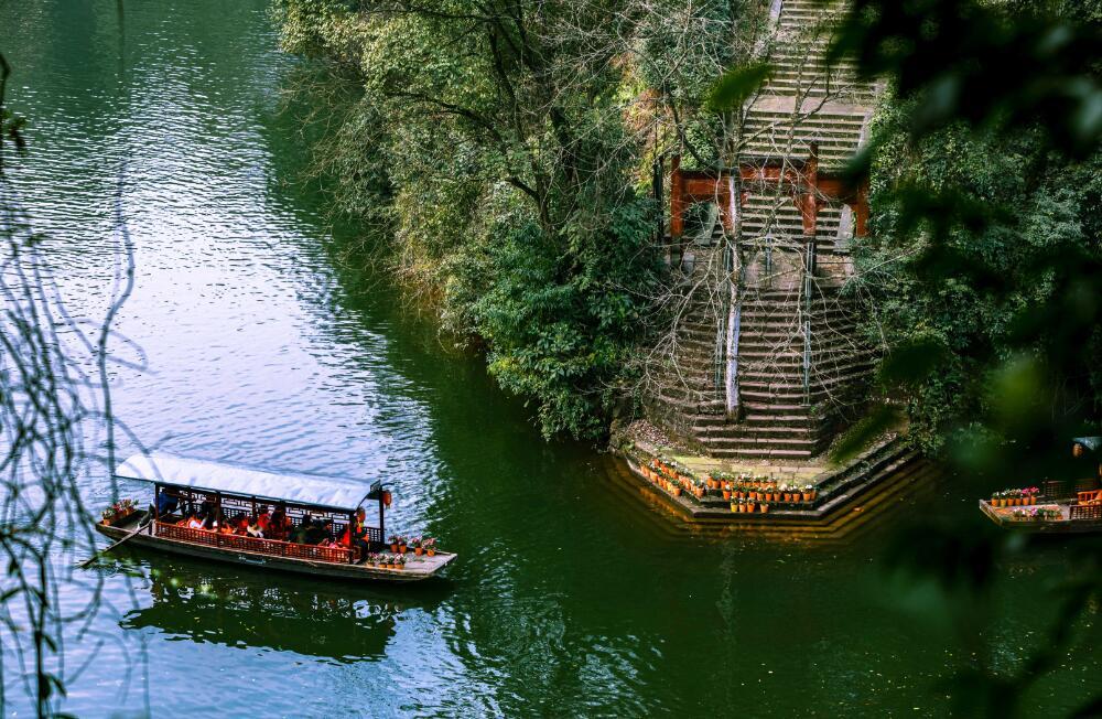 청두 석상호 입장권