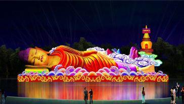 佛灯艺术节 (5)