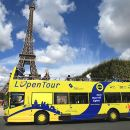 巴黎Open Tour隨上隨下觀光巴士票