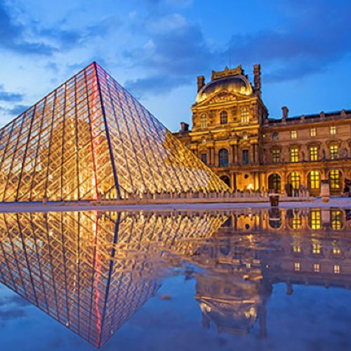 Louvre Museum Skip-the-Line Entry Ticket with Guide