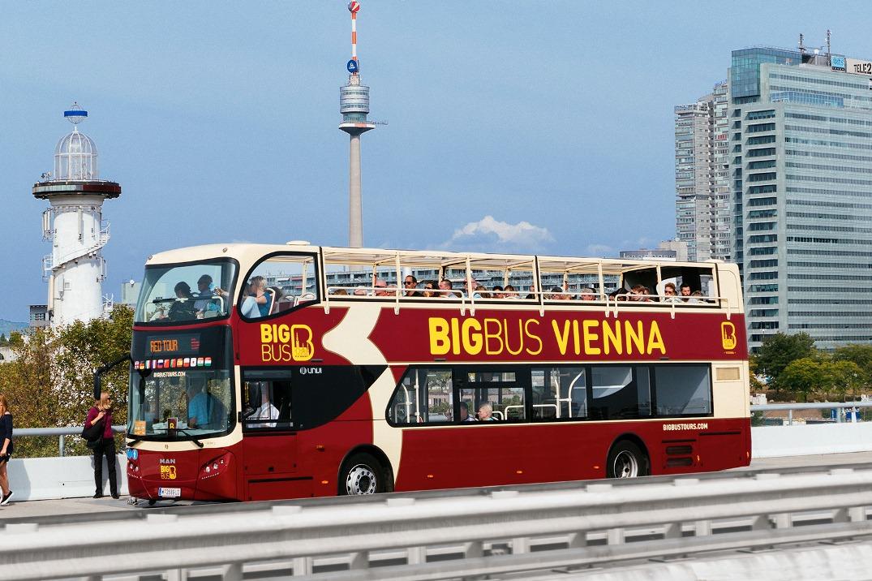 Big Bus Vienna 維也納隨上隨下觀光巴士