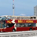 Vienna Big Bus Hop-On Hop-Off Tours
