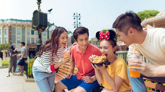 香港迪士尼樂園園內餐券 (三合一/二合一/兒童餐券)