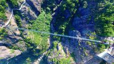 玻璃桥景区石牛寨-平江