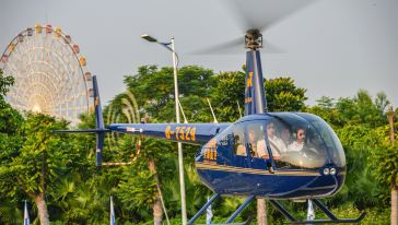 北海直升机(4)