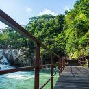 三亞呀諾達雨林文化旅遊區包車一日游(景點門票+遊覽車+熱帶雨林景色+鸚鵡表演)
