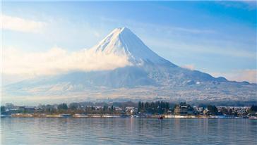 富士山经典路线一日游 (富士山五合目&忍野八