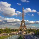 巴黎城市觀光+塞納河遊船+埃菲爾鐵塔午餐半日遊