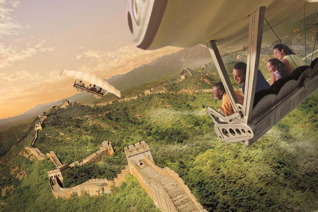 6飞越地平线© Disney